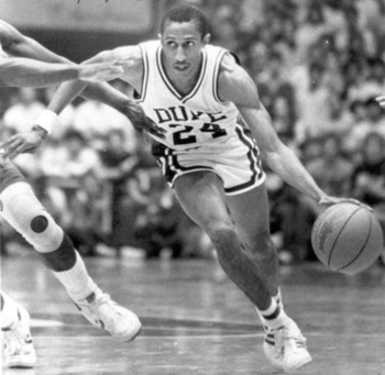 Johnny Dawkins - DC Basketball