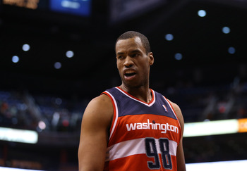 Washington Wizards' Jason Collins