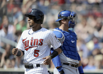 Eduardo Escobar is one of several Twin surprises that just won't last.