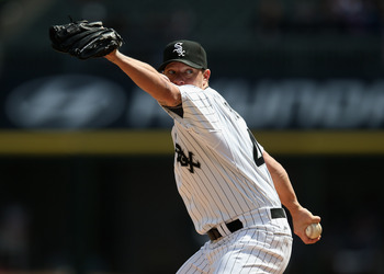 The White Sox have pitched well, but haven't been as successful at the plate.