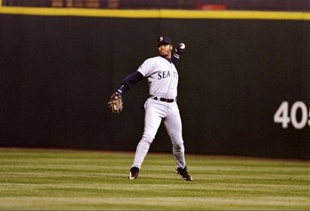 Griffey Jr. would return for the playoffs in 1995.