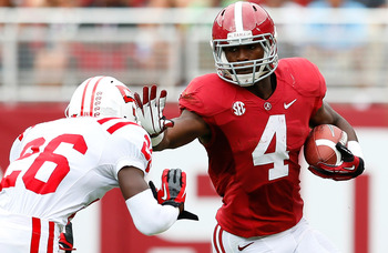 Alabama RB T.J. Yeldon