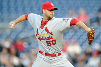 In a month filled with fantastic pitching performances, Adam Wainwright's was the best of the bunch.