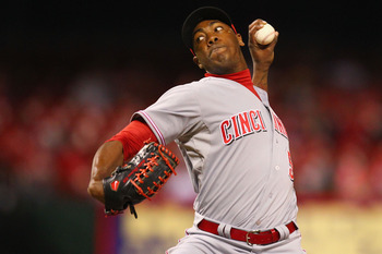 After flirting with the starting rotation in spring training, Aroldis Chapman is dominating out of the bullpen once again.