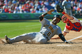 Starling Marte is good, but probably not this good.