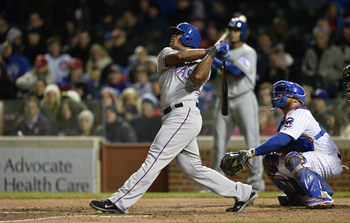 Adrian Beltre will still warrant that second-round selection by the season's end.