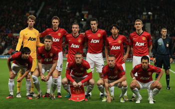 A young-looking United