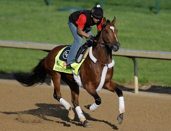 Goldencents will try to give Kevin Krigger a historic Kentucky Derby win