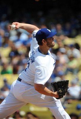 LOS ANGELES, CA - APRIL 28: Clayton Kershaw #22 of the Los Angeles Dodgers pitches against the Milwaukee Brewers at Dodger Stadium on April 28, 2013 in Los Angeles, California. (Photo by Lisa Blumenfeld/Getty Images)