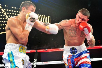 Can Rosado stand up to Love at 160 pounds?