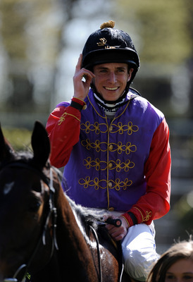 Jockey Ryan Moore will be aboard Lines of Battle