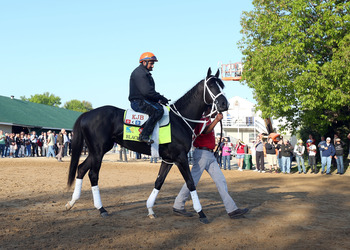 Black Onyx heads to the track