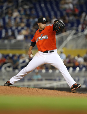 Jose Fernandez is gaining invaluable experience with the struggling Marlins.