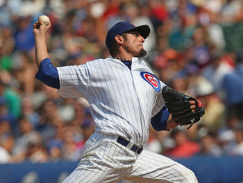 Matt Garza needs to get back on the hill...so the Cubs can trade him.