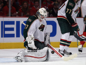 Josh Harding's Inspiring Play Could Boost the Wild