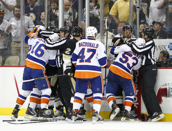 The Islanders must build on a winning tradition against Pittsburgh.