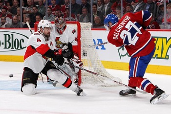 Montreal must keep shooting if they hope to beat Craig Anderson.