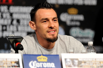 Guerrero will come up short in his bid to upset Money Mayweather.