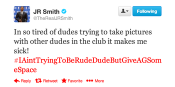 Image via @TheRealJRSmith