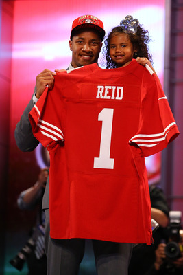 Eric Reid figures to be a starting safety in 2013.