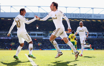 When the Swans get on the board, it is usually through Michu.