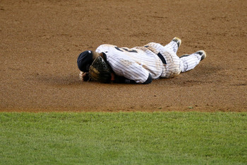 When will the Yankees captain return from a broken ankle?
