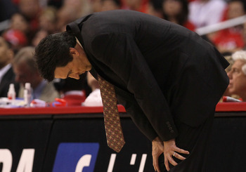 Del Negro's coaching has been called into question again this postseason.