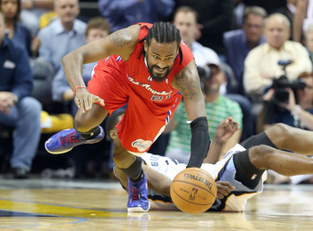 Ronny Turiaf's hustle has never been questioned.
