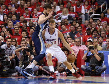 Griffin's injury was a crucial blow for Lob City.