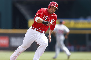 Joey Votto remains the best all-around first baseman in the NL.