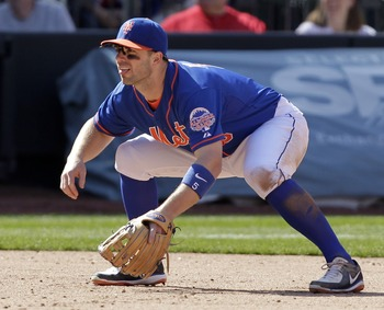 David Wright remains the star of the show for the New York Mets.