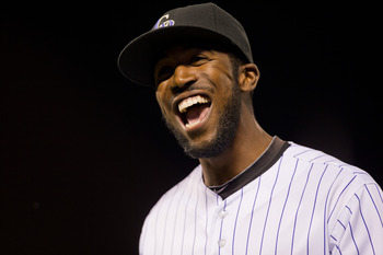 Dexter Fowler's star continues to rise with Colorado.