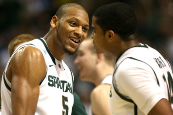 Adreian Payne and Gary Harris earned mentions on a USA Today preseason All-American list.