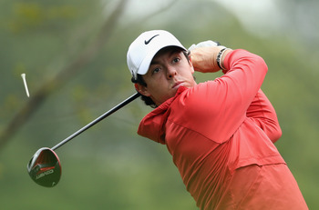 Already the second best player in the world at 23 years old, imagine how good Rory McIlroy will be at age 28.