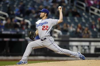 Clayton Kershaw dominated the Giants on Opening Day.