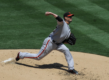 Ryan Vogelsong will start the second game of the series.