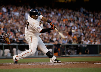Pablo Sandoval is off to a great start for the Giants.