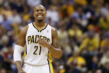 The Pelicans would benefit from the return of David West.