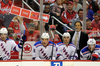 The Rangers need to stay out of the penalty box.