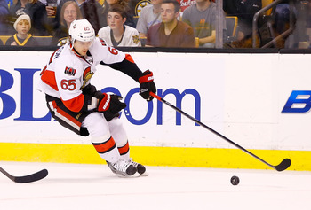 Karlsson has given the Senators a boost since returning.