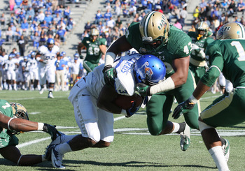 Burdette has been very productive at UAB and shows a good knack for locating the ball.