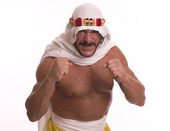 Sabu (Photo Credit: WWE)
