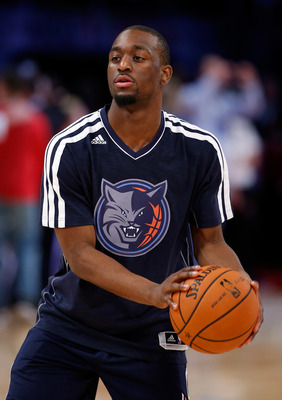 Kemba Walker and the Charlotte Bobcats would be left playing on the first day.