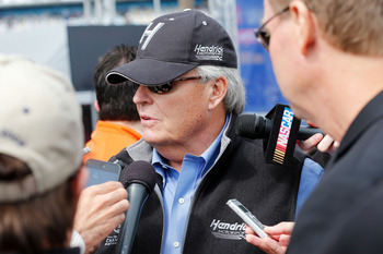48 team owner Rick Hendrick