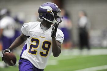 The Vikings made a trade for a third first-round pick in order to draft Xavier Rhodes.