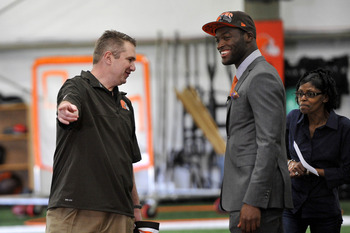 Cleveland expects big things from Barkevious Mingo.