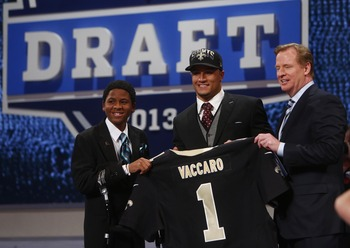 Kenny Vaccaro will boost the Saints secondary.
