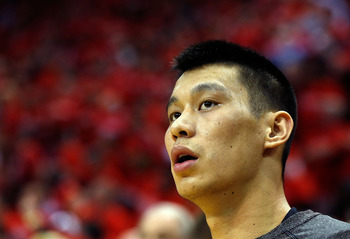 Jeremy Lin could not find the magic that made him an NBA phenom last season in the Houston-OKC first round series