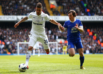 Could Leighton Baines be back at White Hart Lane next season?