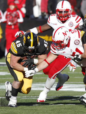 Mark Weisman gives fans hope that Iowa can improve their running-game in 2013.